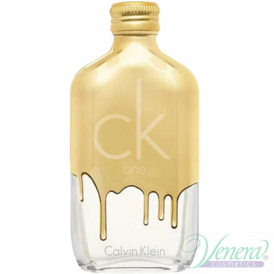 Calvin Klein CK One Gold EDT 100ml за Мъже...