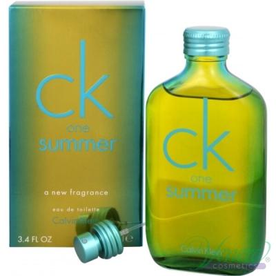 Calvin Klein CK One Summer 2014 EDT 100ml за Мъже и Жени За Мъже и Жени
