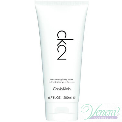 Calvin Klein CK2 Body Lotion 200ml за Мъже...