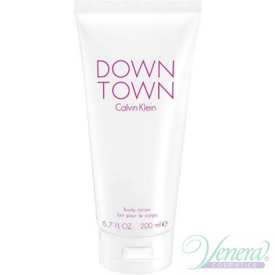 Calvin Klein Downtown Body Lotion 200ml за Жени За Жени