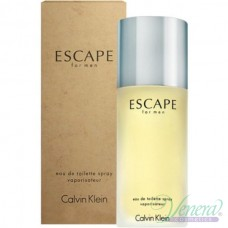 Calvin Klein Escape EDT 100ml за Мъже