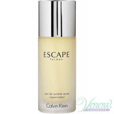 Calvin Klein Escape EDT 100ml за Мъже БЕЗ ОПАКОВКА Мъжки Парфюми без опаковка