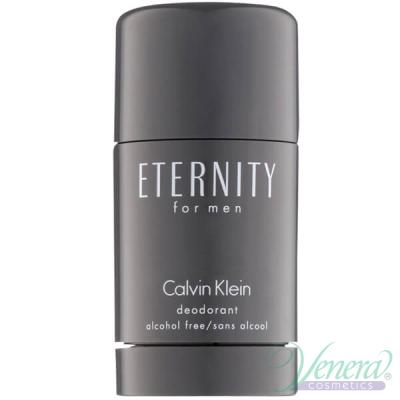 Calvin Klein Eternity Deo Stick 75ml за Мъже Мъжки продукти за лице и тяло