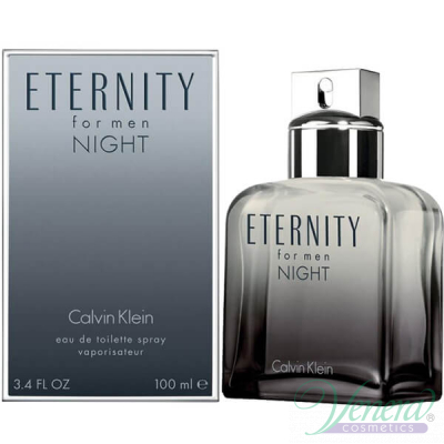 Calvin Klein Eternity Night EDT 100ml за Мъже