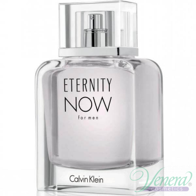 Calvin Klein Eternity Now EDT 100ml за Мъже БЕЗ ОПАКОВКА Мъжки Парфюми без опаковка