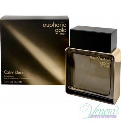 Calvin Klein Euphoria Gold Men EDT 50ml за Мъже