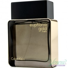 Calvin Klein Euphoria Gold Men EDT 100ml за Мъже БЕЗ ОПАКОВКА
