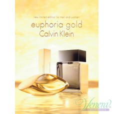 Calvin Klein Euphoria Gold Men EDT 30ml за Мъже