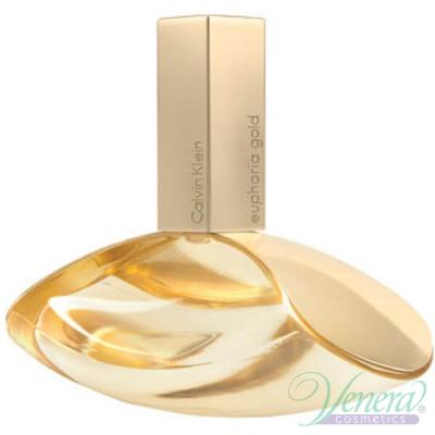 Calvin Klein Euphoria Gold EDP 100ml за Жени БЕЗ ОПАКОВКА