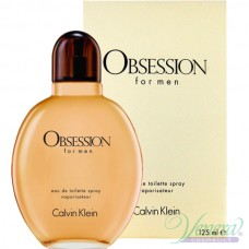 Calvin Klein Obsession EDT 125ml за Мъже