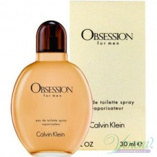 Calvin Klein Obsession EDT 30ml за Мъже