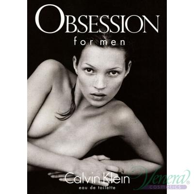 Calvin Klein Obsession Deo Stick 75ml за Мъже Мъжки продукти за лице и тяло