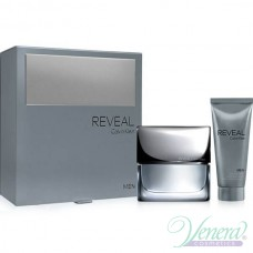 Calvin Klein Reveal Men Копмплект (EDT 50ml + Shower Gel 100ml) за Мъже