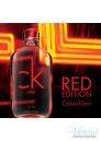 Calvin Klein CK One Red Edition EDT 100ml за Жени БЕЗ ОПАКОВКА