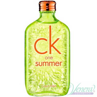 Calvin Klein CK One Summer 2012 EDT 100ml за Мъже и Жени БЕЗ ОПАКОВКА За Мъже
