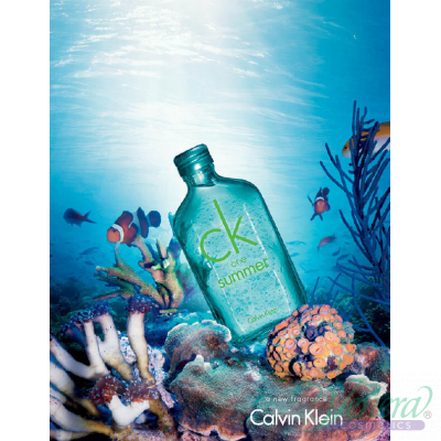 Calvin Klein CK One Summer 2013 EDT 100ml за Мъже и Жени БЕЗ ОПАКОВКА За Мъже