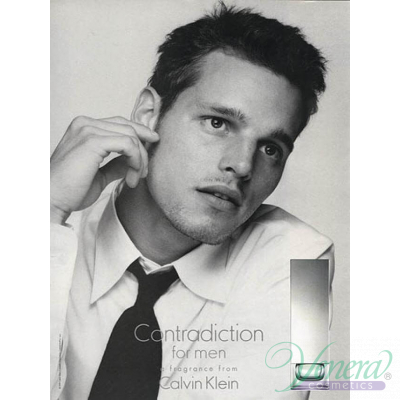 Calvin Klein Contradiction EDT 100ml за Мъже