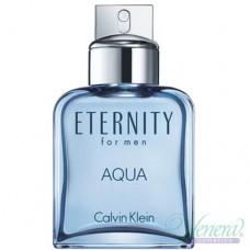 Calvin Klein Eternity Aqua EDT 100ml за Мъже БЕЗ ОПАКОВКА