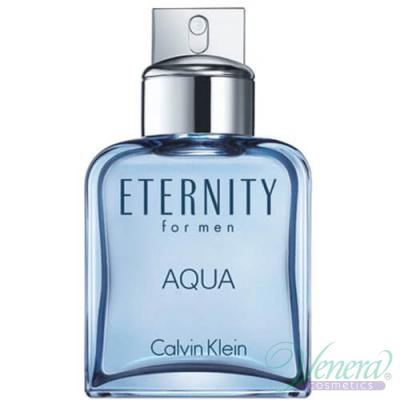 Calvin Klein Eternity Aqua EDT 100ml за Мъже БЕЗ ОПАКОВКА За Мъже