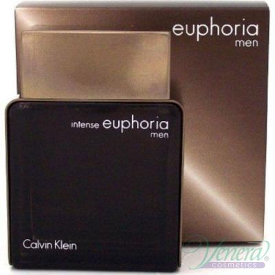 Calvin Klein Euphoria Intense EDT 100ml за Мъже Мъжки Парфюми