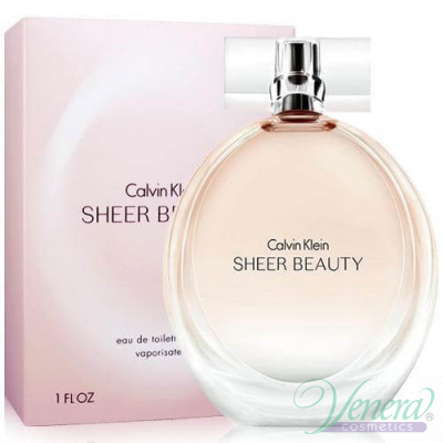 Calvin Klein Sheer Beauty EDT 100ml за Жени