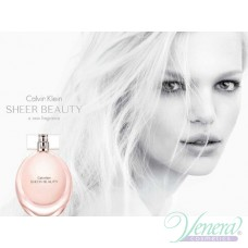 Calvin Klein Sheer Beauty EDT 30ml за Жени
