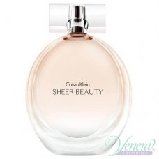 Calvin Klein Sheer Beauty EDT 100ml за Жени БЕЗ ОПАКОВКА