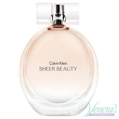 Calvin Klein Sheer Beauty EDT 100ml за Жени БЕЗ ОПАКОВКА За Жени