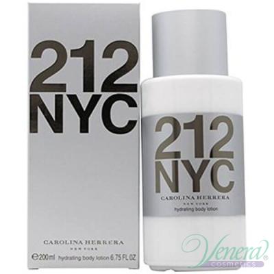 Carolina Herrera 212 Body Lotion 200ml за Жени Дамски продукти за лице и тяло