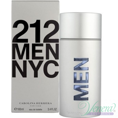 Carolina Herrera 212 EDT 100ml за Мъже