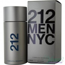 Carolina Herrera 212 EDT 200ml за Мъже