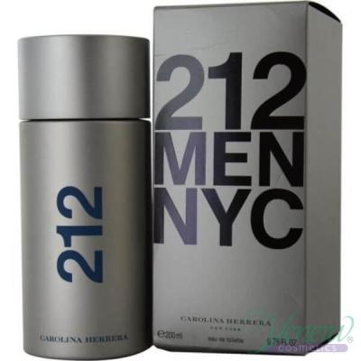 Carolina Herrera 212 EDT 200ml за Мъже Мъжки Парфюми