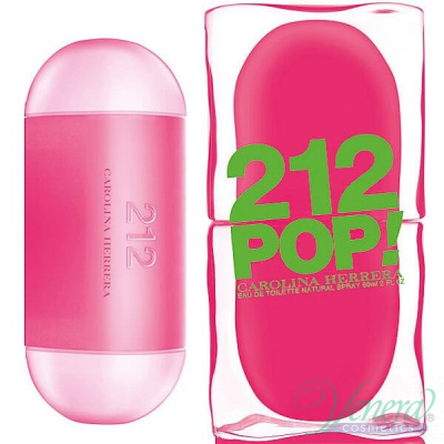 Carolina Herrera 212 Pop! 2011 EDT 60ml за Жени Дамски Парфюми