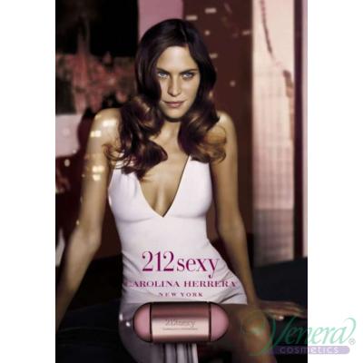Carolina Herrera 212 Sexy EDP 30ml за Жени Дамски Парфюми