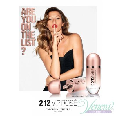 Carolina Herrera 212 VIP Rose EDP 80ml за Жени Дамски Парфюми