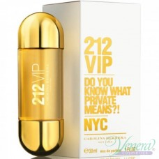 Carolina Herrera 212 VIP EDP 30ml за Жени