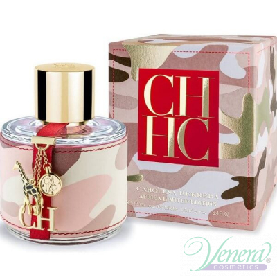 Carolina Herrera CH Africa EDT 100ml за Жени