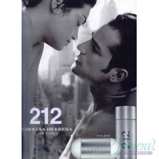 Carolina Herrera 212 EDT 30ml за Мъже