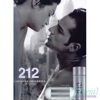 Carolina Herrera 212 EDT 100ml for Women Without Package Women's
