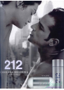 Carolina Herrera 212 Комплект (EDT 100ml + After Shave Gel 100ml) за Мъже