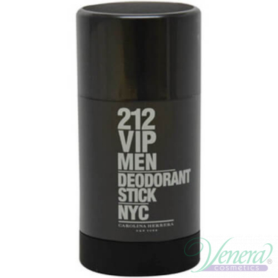 Carolina Herrera 212 VIP Men Deo Stick 75ml за ...