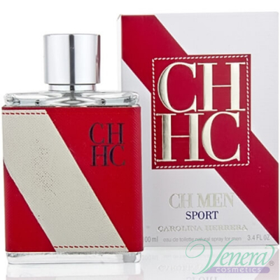 Carolina Herrera CH Men Sport EDT 100ml за Мъже