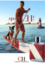 Carolina Herrera CH Men Sport Комплект (EDT 100ml + After Shave Balm 100ml) за Мъже За Мъже