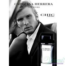 Carolina Herrera Chic EDT 100ml за Мъже БЕЗ ОПАКОВКА