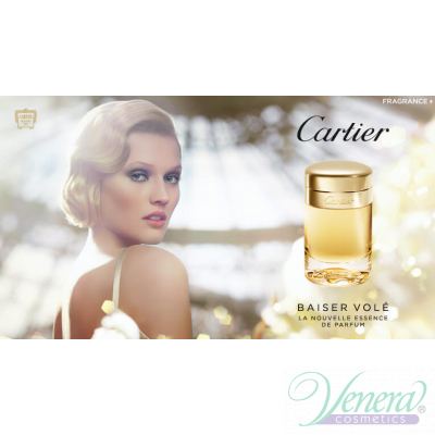 Cartier Baiser Vole Essence de Parfum EDP 80ml за Жени