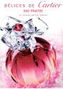 Cartier Delices Eau Fruitee EDT 100ml за Жени БЕЗ ОПАКОВКА Дамски Парфюми без опаковка