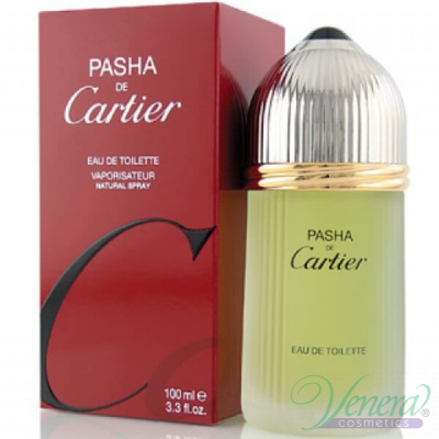 Cartier Pasha de Cartier EDT 100ml за Мъже