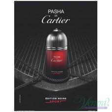 Cartier Pasha de Cartier Edition Noire Sport EDT 100ml за Мъже