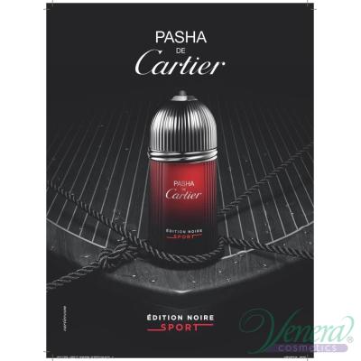 Cartier Pasha de Cartier Edition Noire Sport EDT 100ml за Мъже БЕЗ ОПАКОВКА Мъжки Парфюми без опаковка