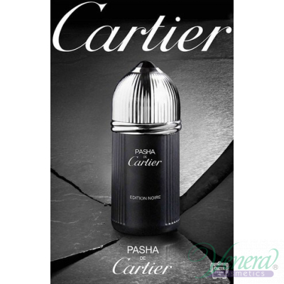 Cartier Pasha de Cartier Edition Noire EDT 150ml за Мъже Мъжки Парфюми